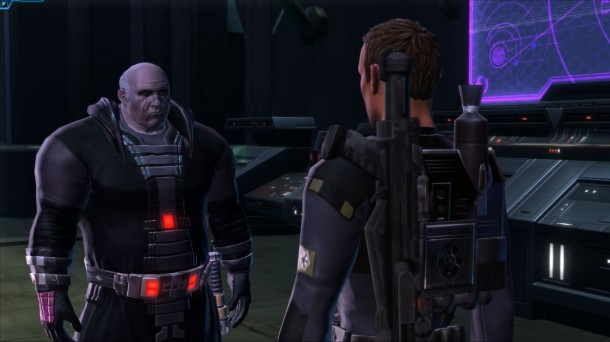 Leveling in SWTOR