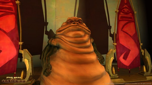 Quests in SWTOR can feature some familiar characters