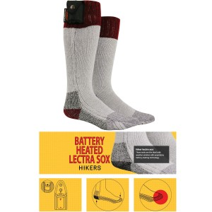 Lectra Sox Electric Socks