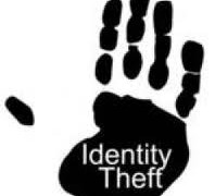 Identity theft real risk