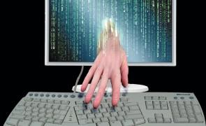 Prevent online identity theft