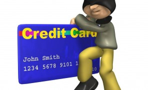 Identity theft - credit card